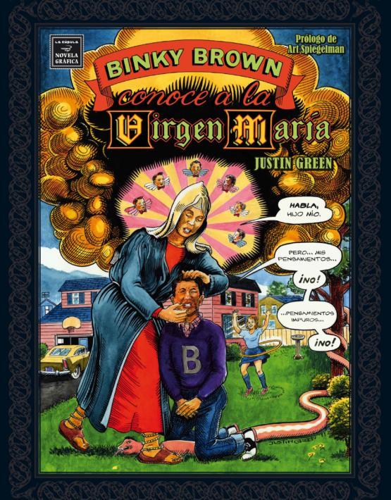 P. Binky Brown - alta