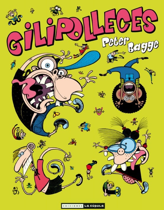 P-Gilipolleces-Peter Bagge.indd