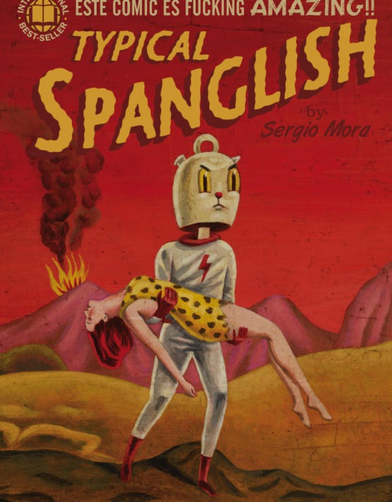 Sergio Mora - Typical Spanglish -forro.indd
