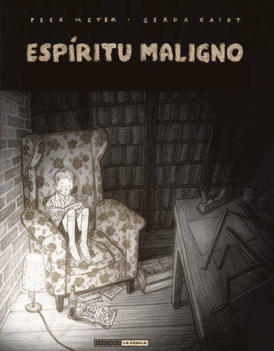 Gerda Raidt - Espiritu Maligno- Forro.indd