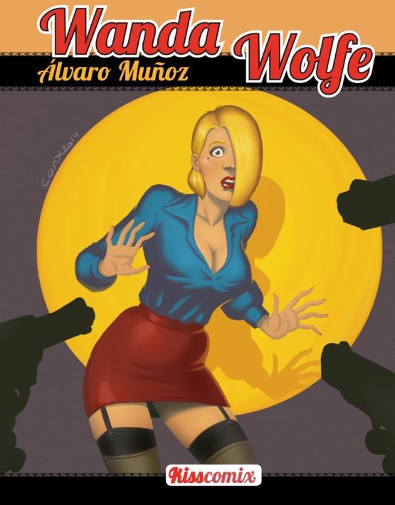 Alvaro Munoz - Wanda Wolfe-forro.indd