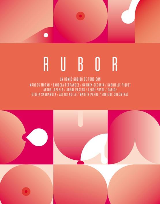 Varios autores - Rubor -Cubierta.indd