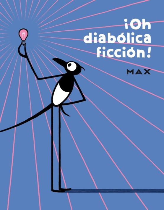 Max - Oh, diabólica ficción-forro.indd