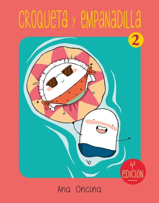Ana Oncina - Croqueta y Empanadilla 2 - cubierta- 4a edición.in