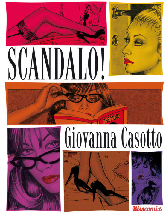 Giovanna Casootto - Scandalo - cubierta.indd