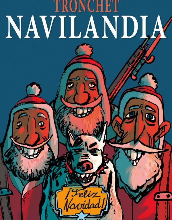Tronchet - Navilandia - cubierta.indd