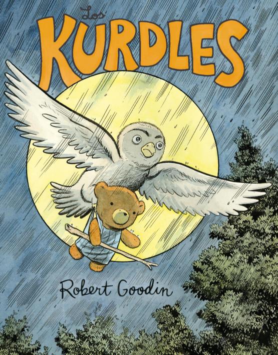 Robert Goodin - Los Kurdles - forro.indd