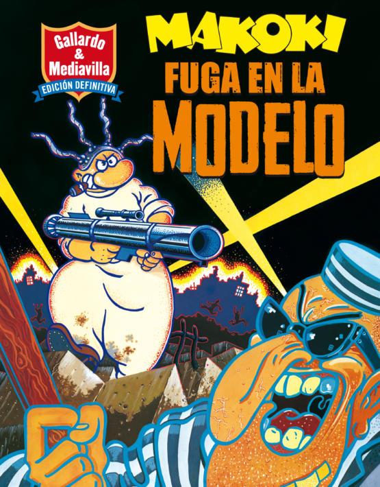 Gallardo y Mediavilla - Fuga en la modelo - cubierta 2.indd