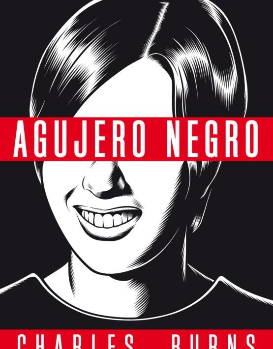 Novela Agujero Negro de Charles Burns