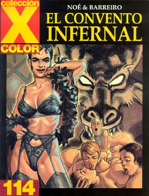 X 114: El convento infernal