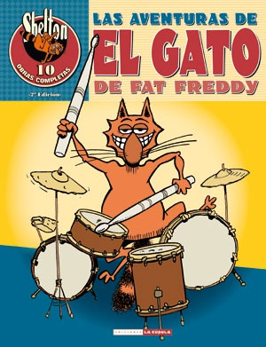 O. C. Shelton 10: El gato de Fat Freddy 2