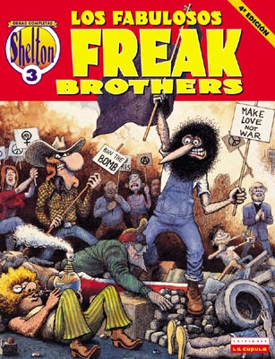 O. C. Shelton 03: Los fabulosos Freak Brothers