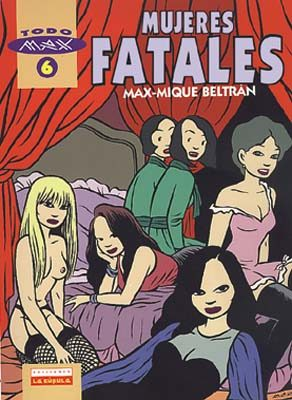 Mujeres fatales