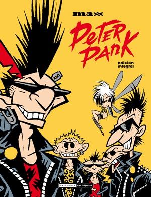 Peter Pank Integral (rústica)
