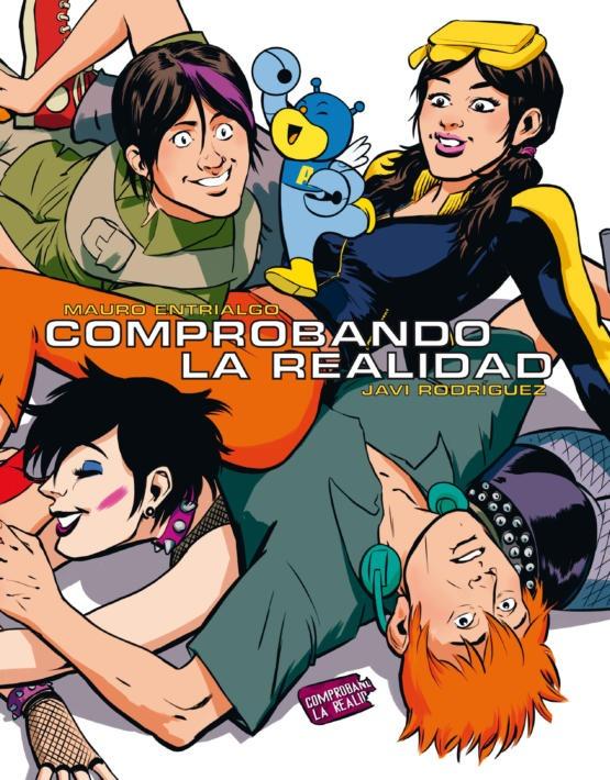 Javi Rodriguez y Mauro Entiralgo - Comprobando la realidad -cubi