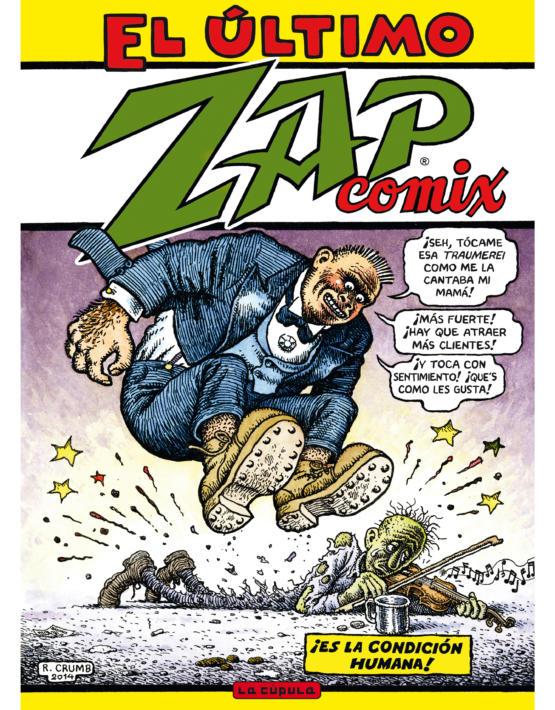 El último Zap - cubierta.indd