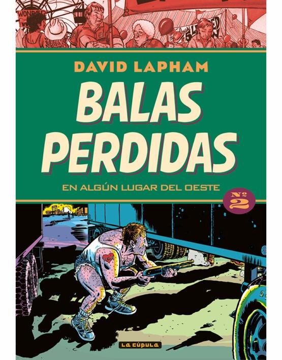 David Lapham - Balas perdidas 2- cubierta.indd