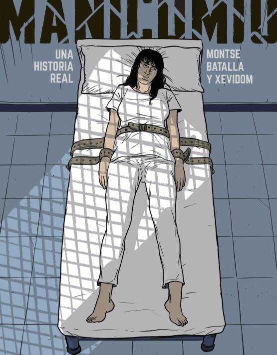 Montse Batalla y Xevidom - Manicomio - cubierta.indd