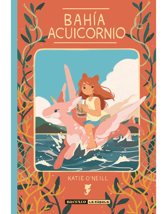 Aquicorn Cove - maqueta forro para edición española.indd