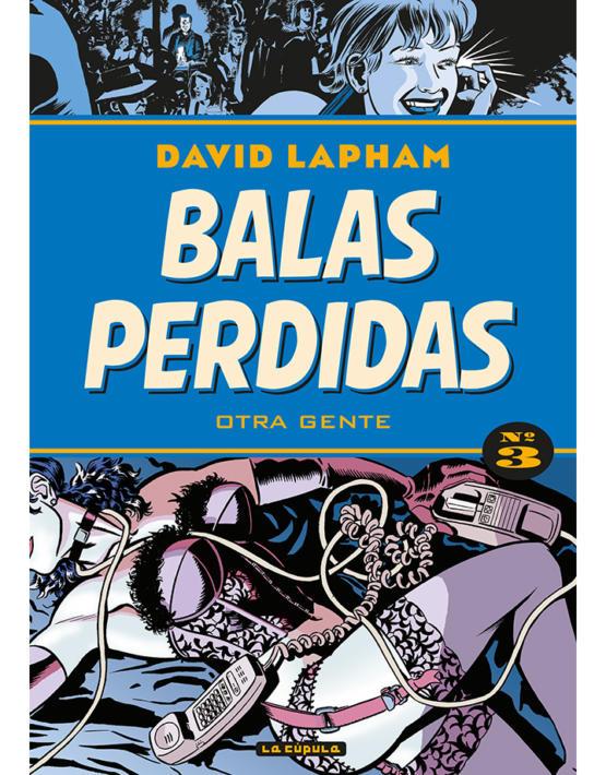 David Lapham - Balas perdidas 3- cubierta.indd